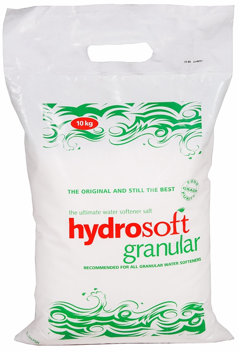 Hydrosoft Granular Salt 10kg x 5 Bags - New Low Price